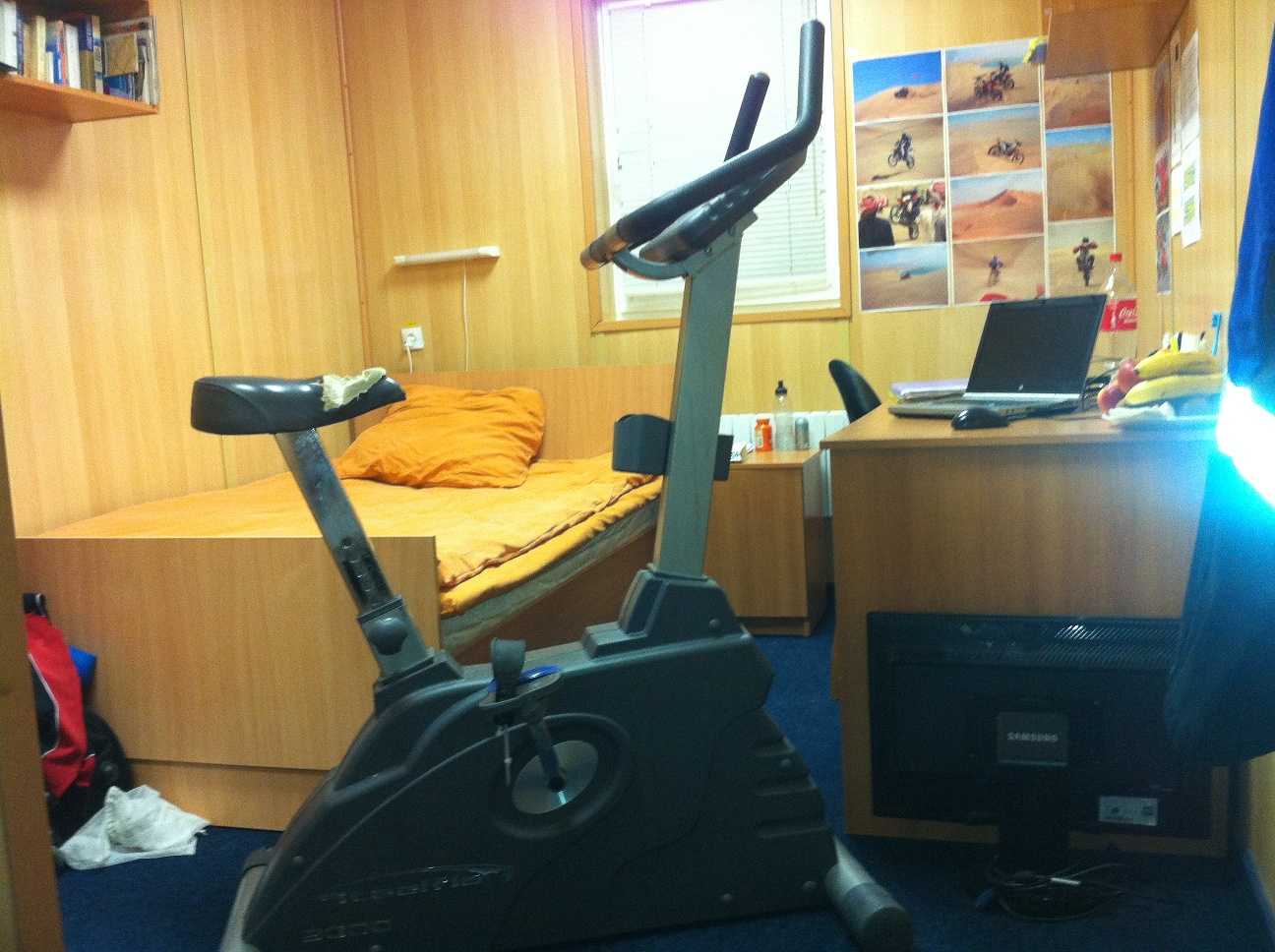 Bedroom Bike