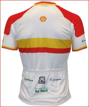 Shell shirt rear